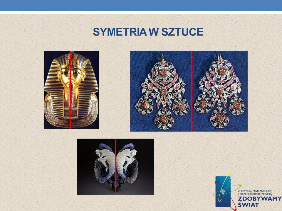 SYMETRIA W SZTUCE