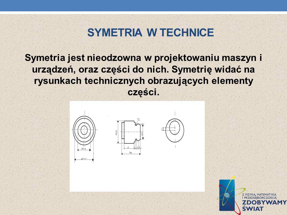Symetria w technice