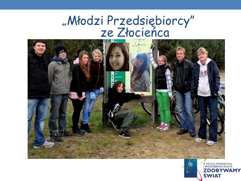 """""""Młodzi Przedsiębiorcy ze Złocieńca"""