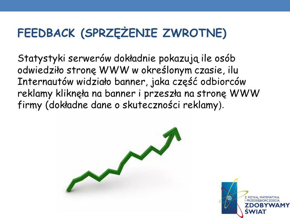 FEEDBACK (SPRZĘŻENIE ZWROTNE)