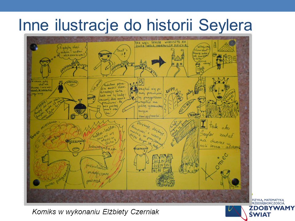 Inne ilustracje do historii Seylera