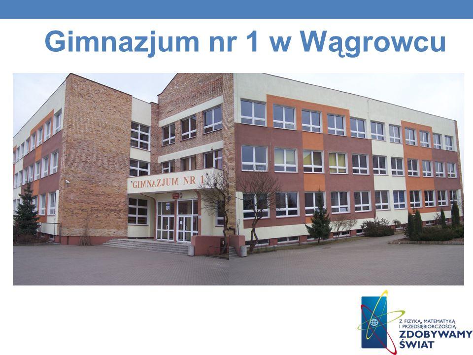 Gimnazjum nr 1 w Wągrowcu