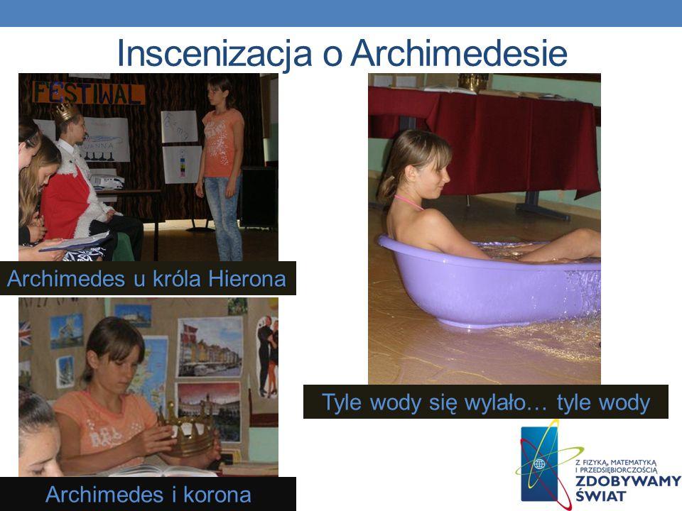 Inscenizacja o Archimedesie