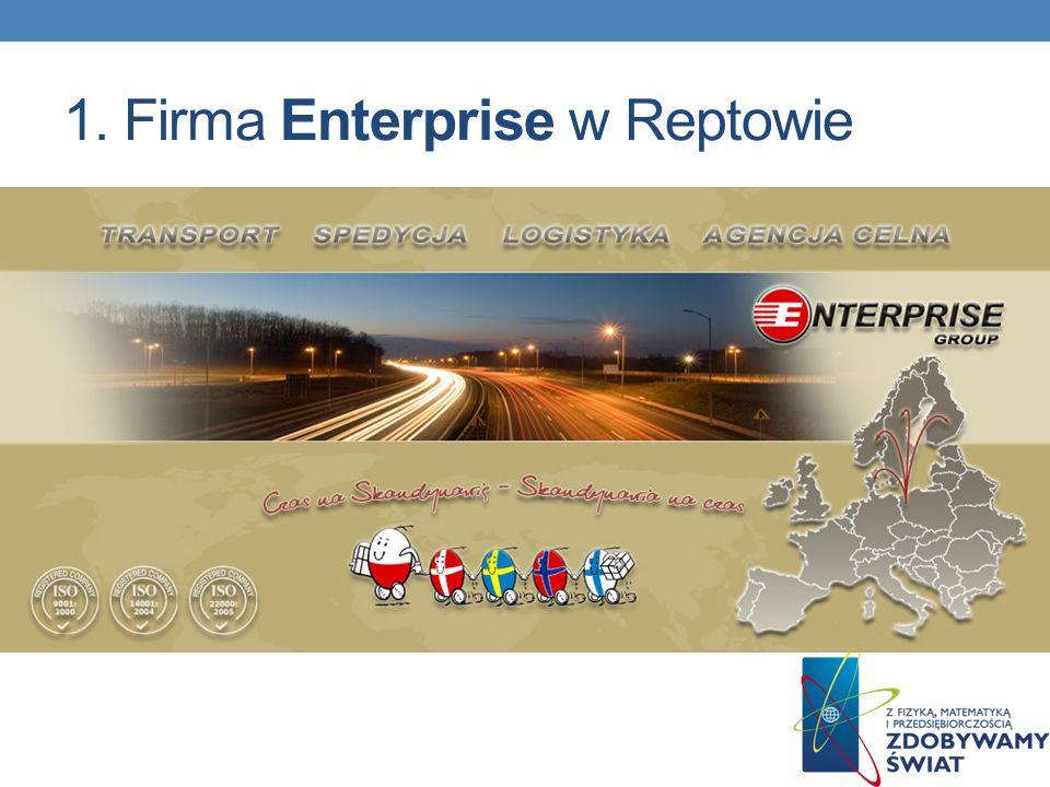 1. Firma Enterprise w Reptowie