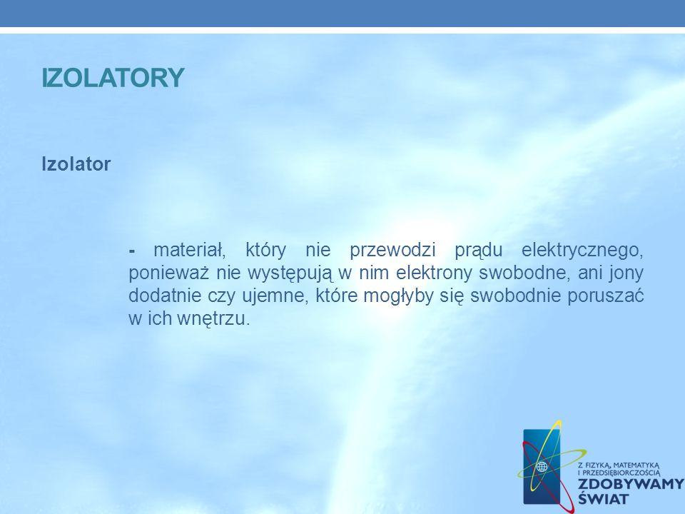 izolatory