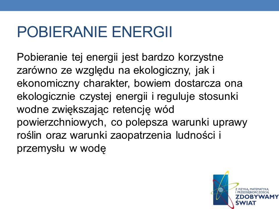 POBIERANIE ENERGII
