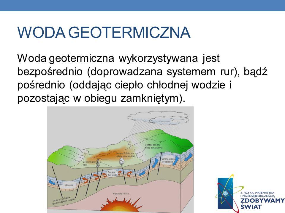 WODA GEOTERMICZNA
