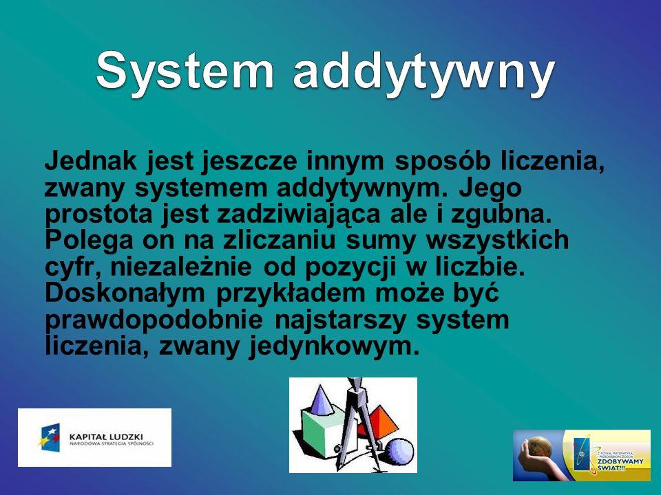 System addytywny