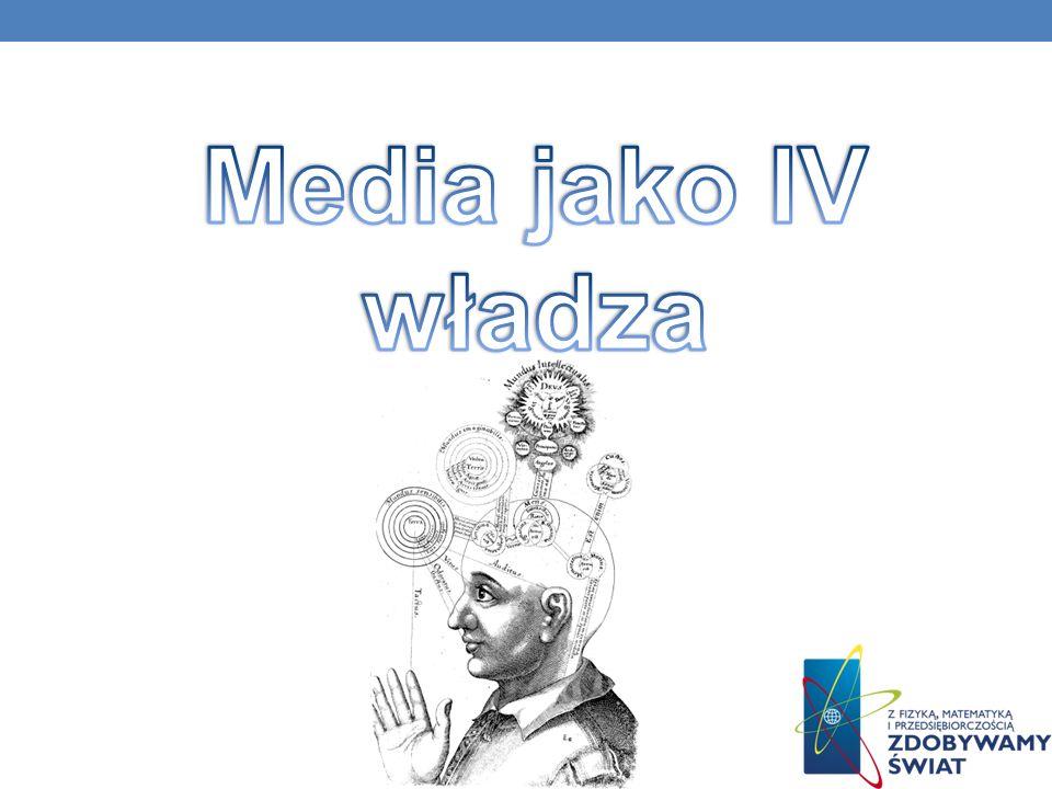 Media jako IV władza