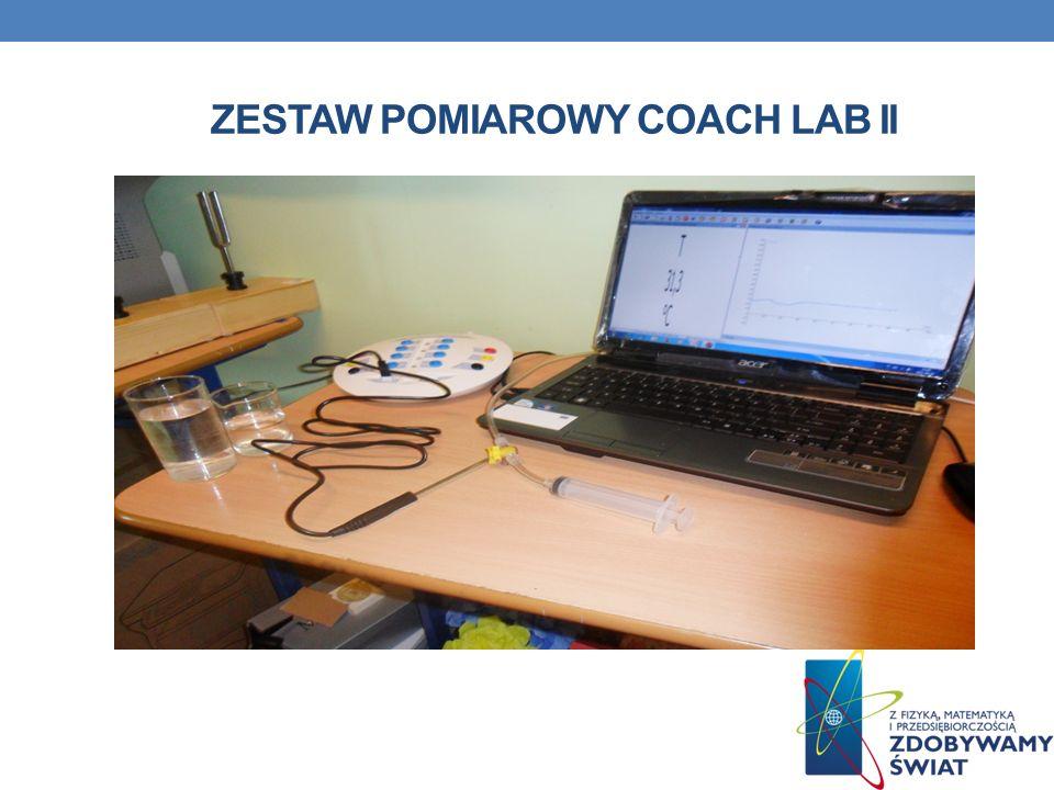 ZESTAW POMIAROWY COACH LAB II