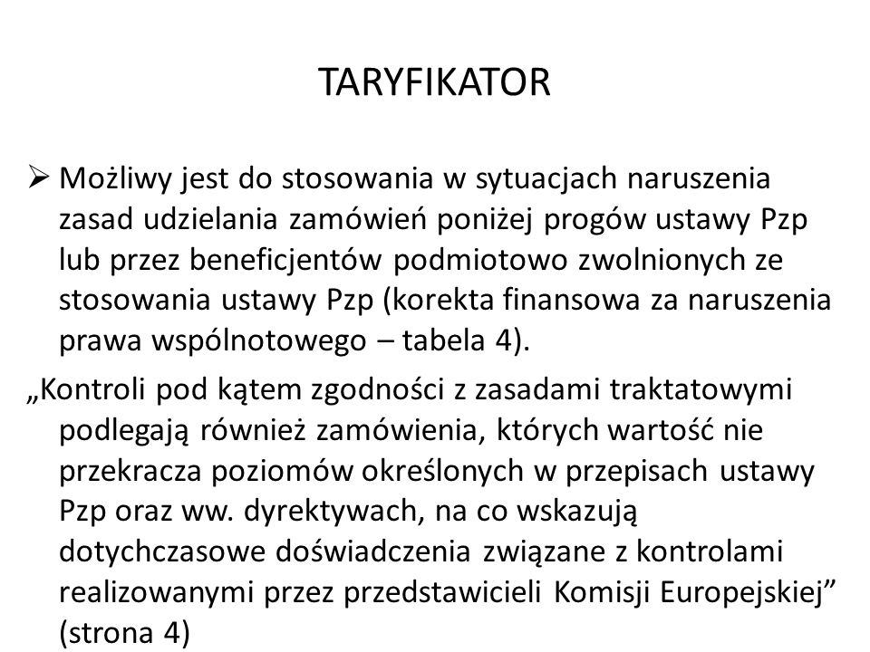 TARYFIKATOR