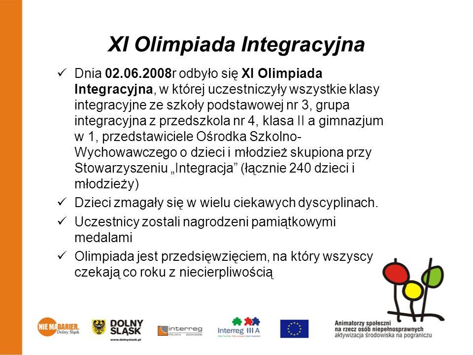 XI Olimpiada Integracyjna