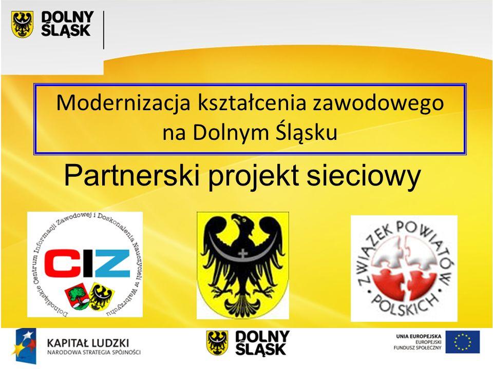 Modernizacja kształcenia zawodowego na Dolnym Śląsku