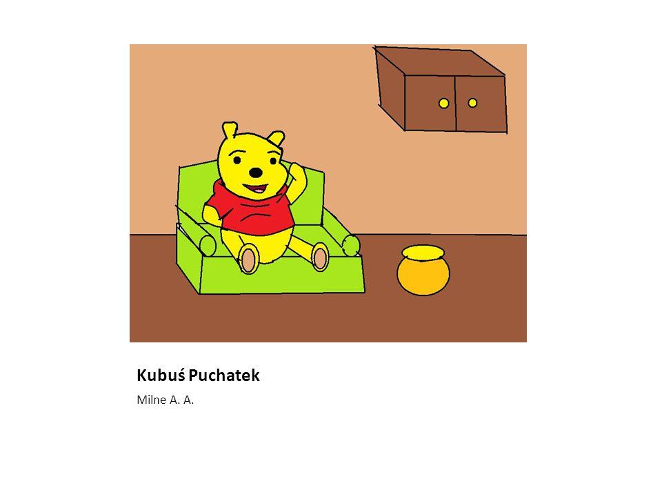 Kubuś Puchatek Milne A. A.