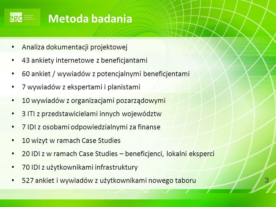 Metoda badania Analiza dokumentacji projektowej
