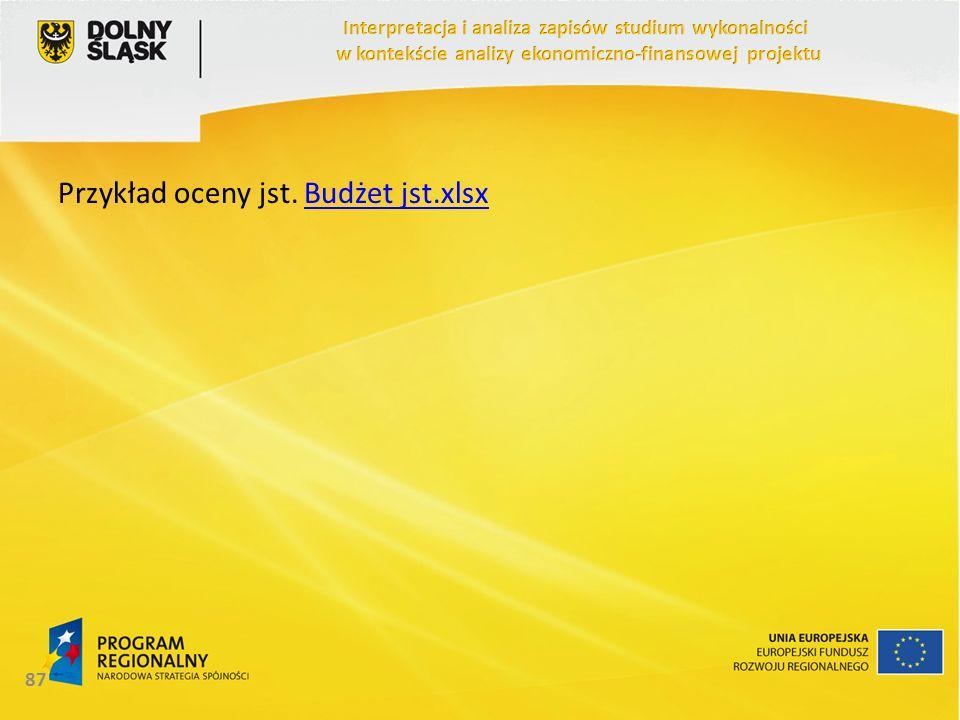 Przykład oceny jst. Budżet jst.xlsx