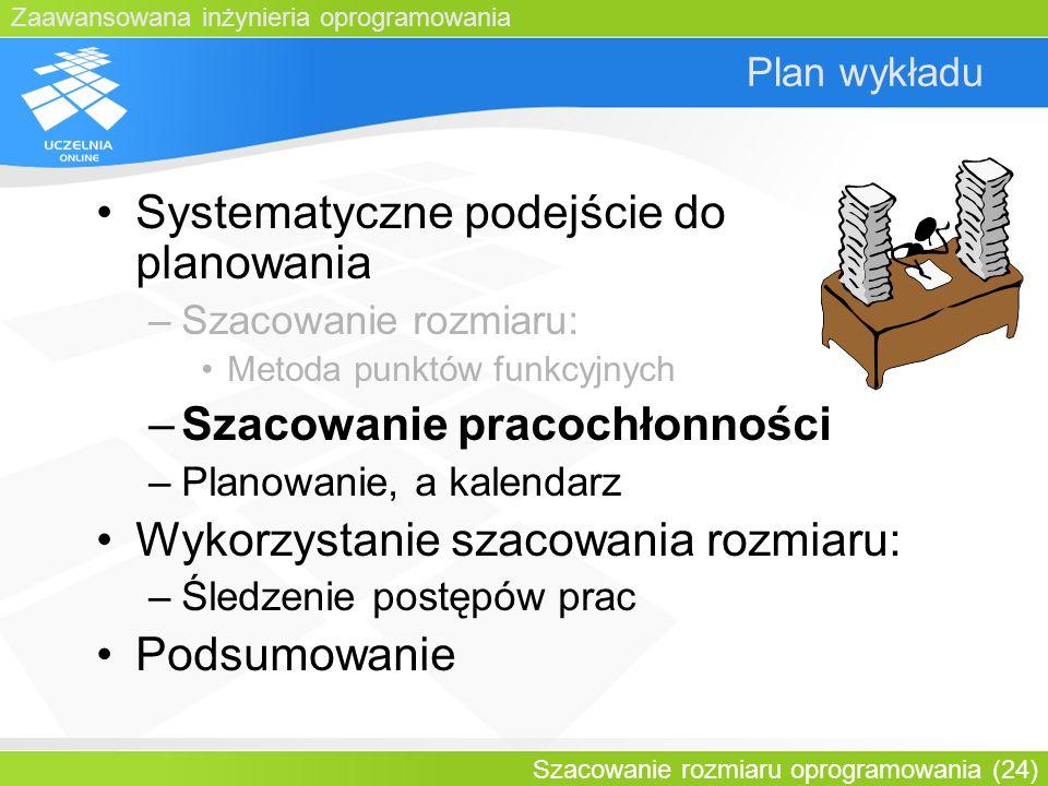 Systematyczne podejście do planowania