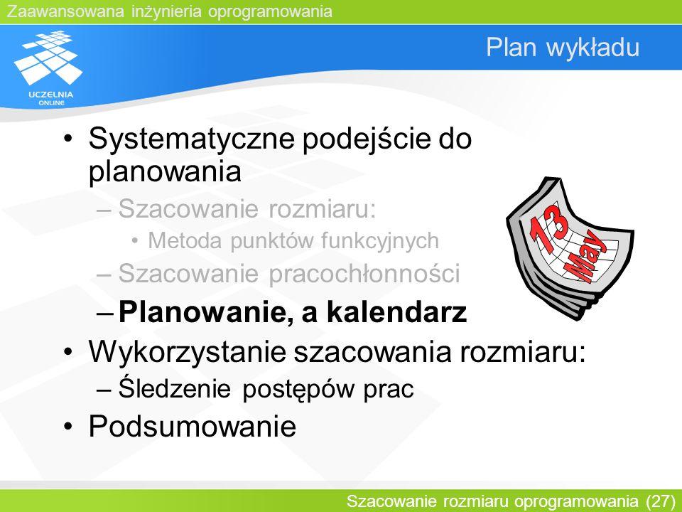 13 May Systematyczne podejście do planowania Planowanie, a kalendarz