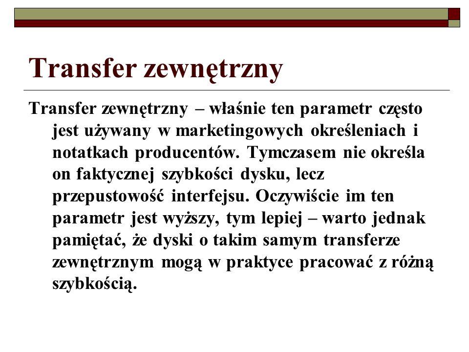 Transfer zewnętrzny