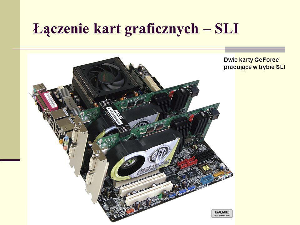 Łączenie kart graficznych – SLI