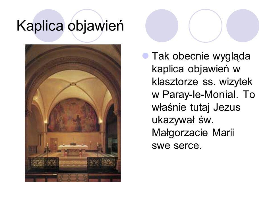 Kaplica objawień
