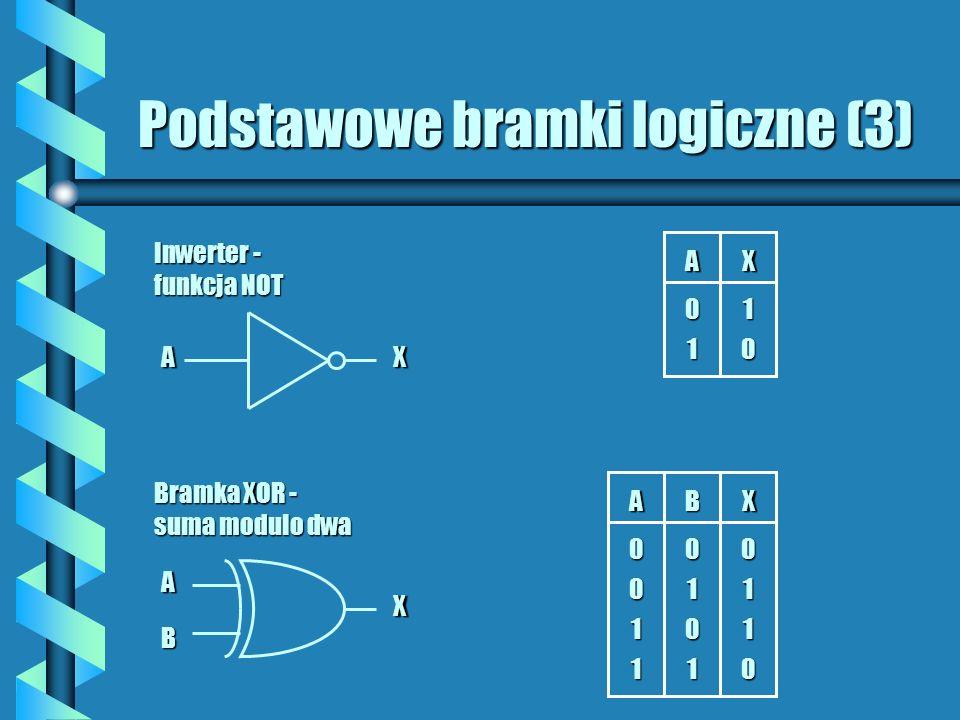 Podstawowe bramki logiczne (3)