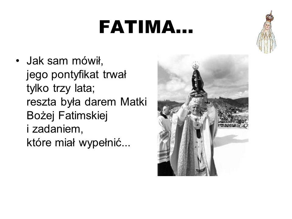 FATIMA...