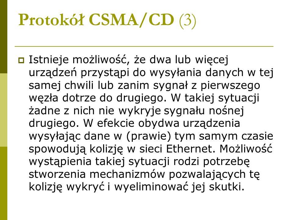 Protokół CSMA/CD (3)