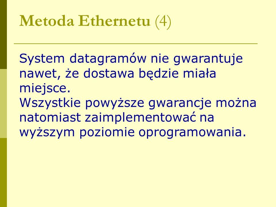 Metoda Ethernetu (4)