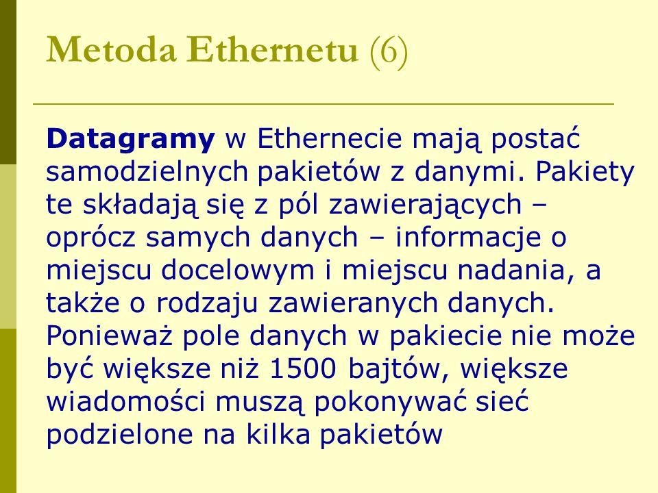 Metoda Ethernetu (6)