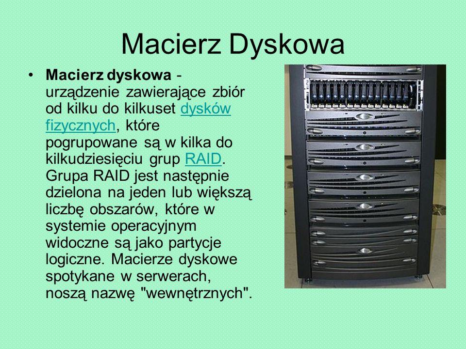 Macierz Dyskowa