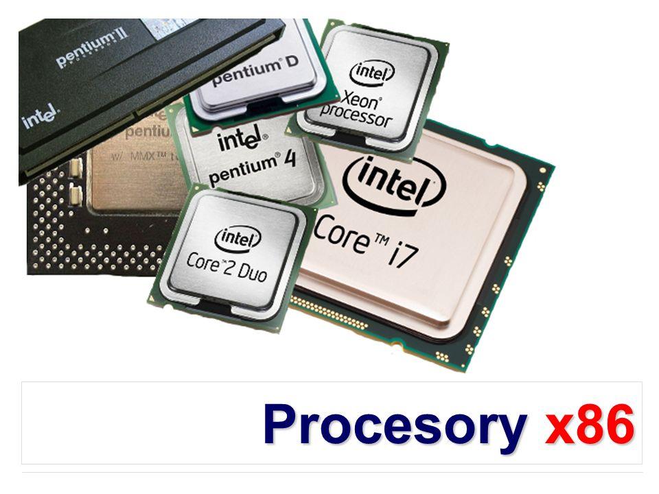 Procesory x86