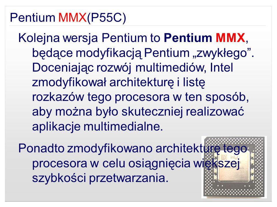 Pentium MMX(P55C)