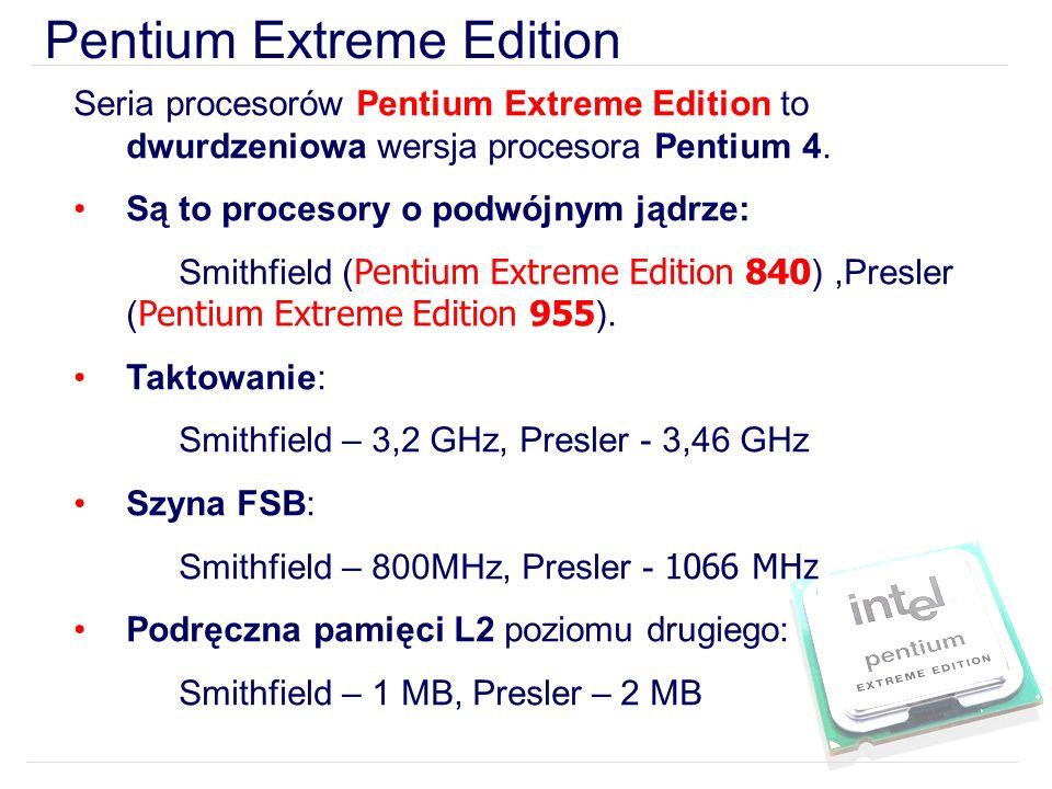 Pentium Extreme Edition