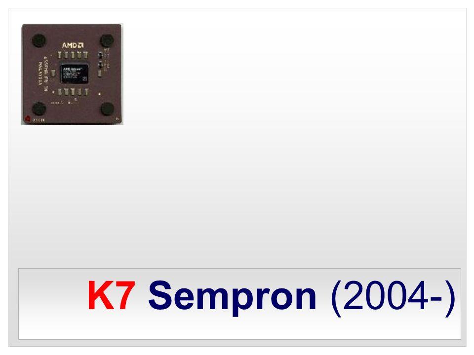 K7 Sempron (2004-)