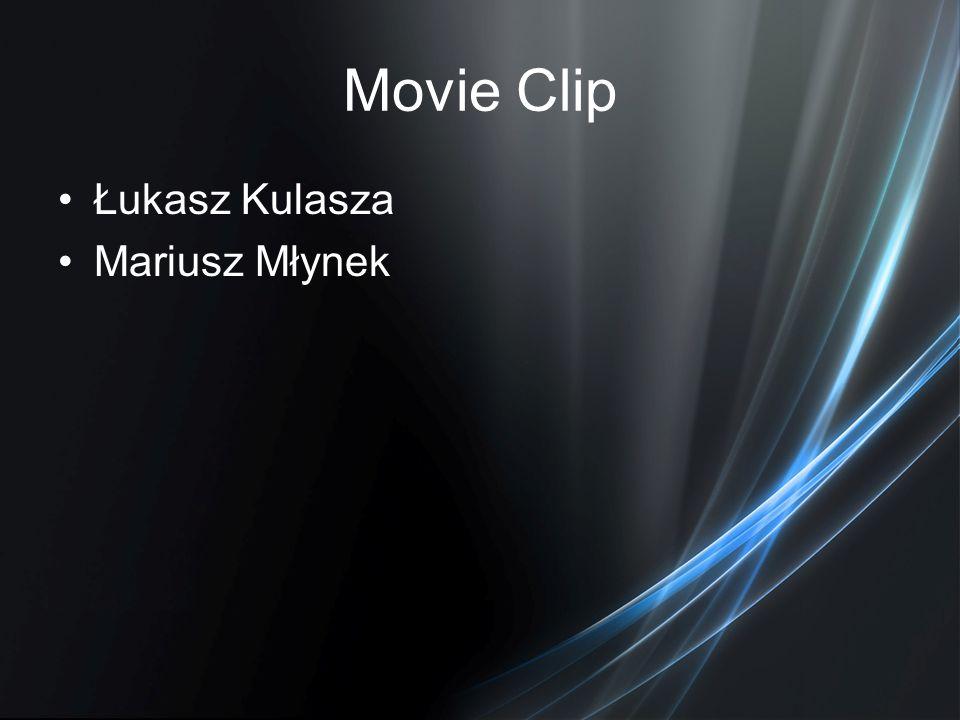 Movie Clip Łukasz Kulasza Mariusz Młynek