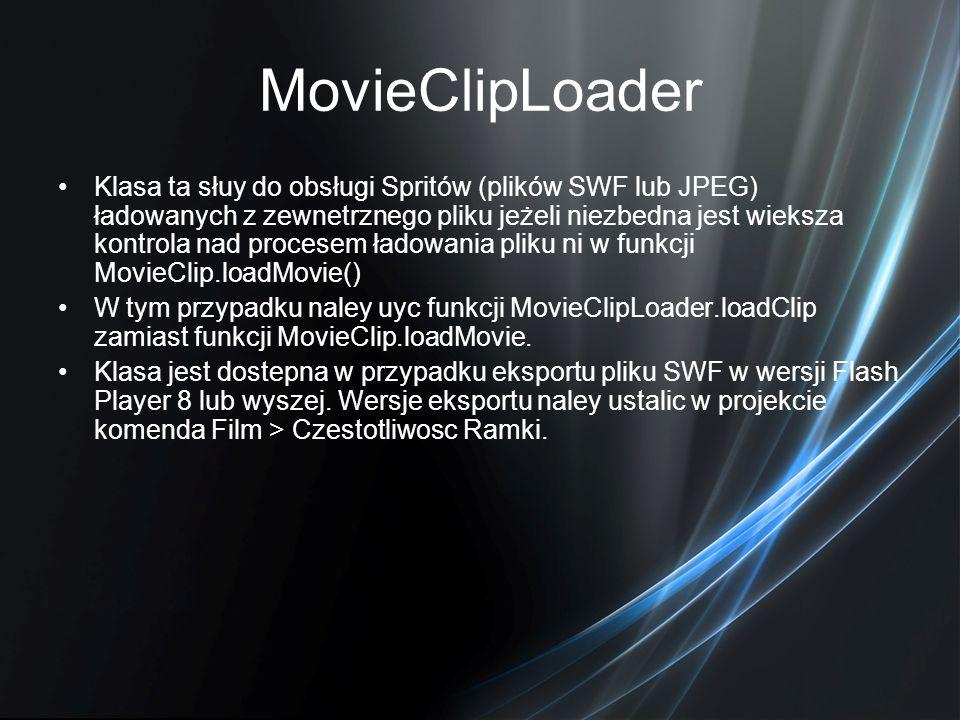 MovieClipLoader