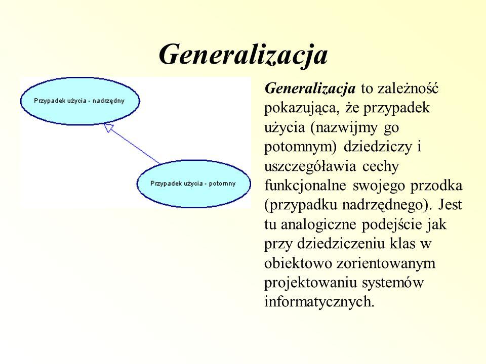Generalizacja