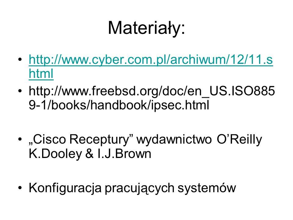 Materiały: http://www.cyber.com.pl/archiwum/12/11.shtml