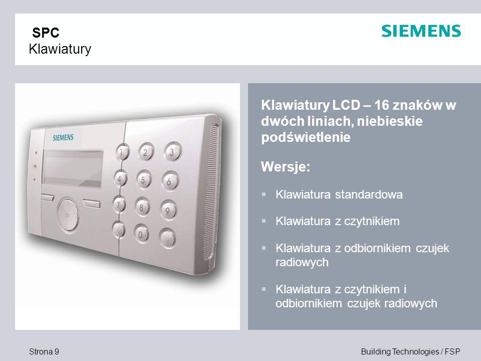 Klawiatury LCD – 16 znaków w dwóch liniach, niebieskie podświetlenie