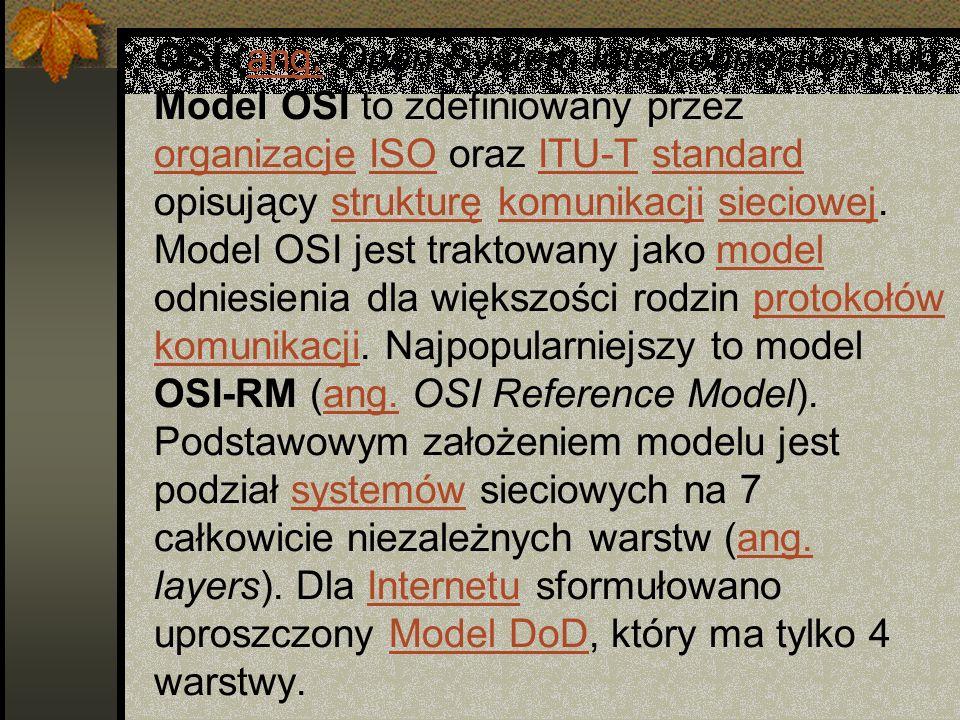 OSI (ang.