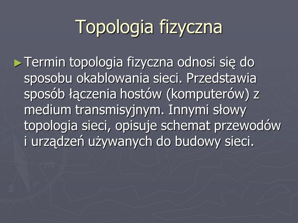 Topologia fizyczna