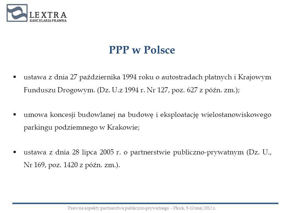 PPP w Polsce