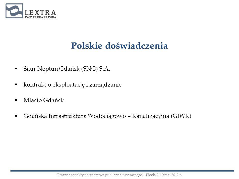 Polskie doświadczenia
