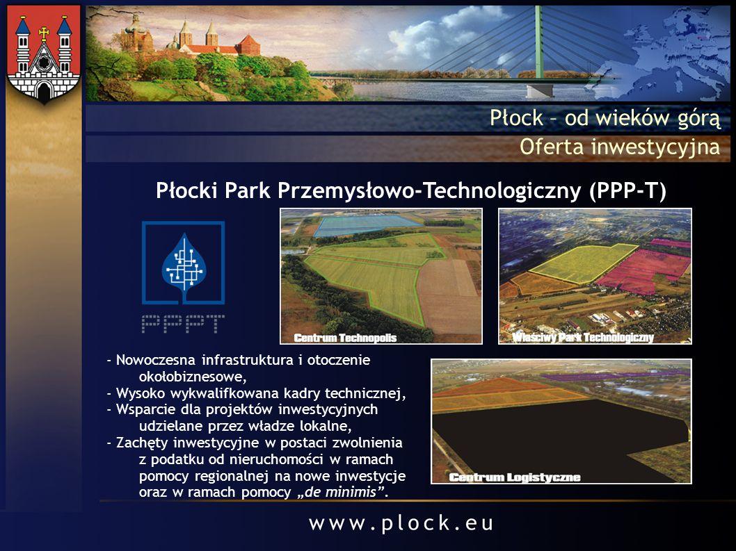 Płocki Park Przemysłowo-Technologiczny (PPP-T)
