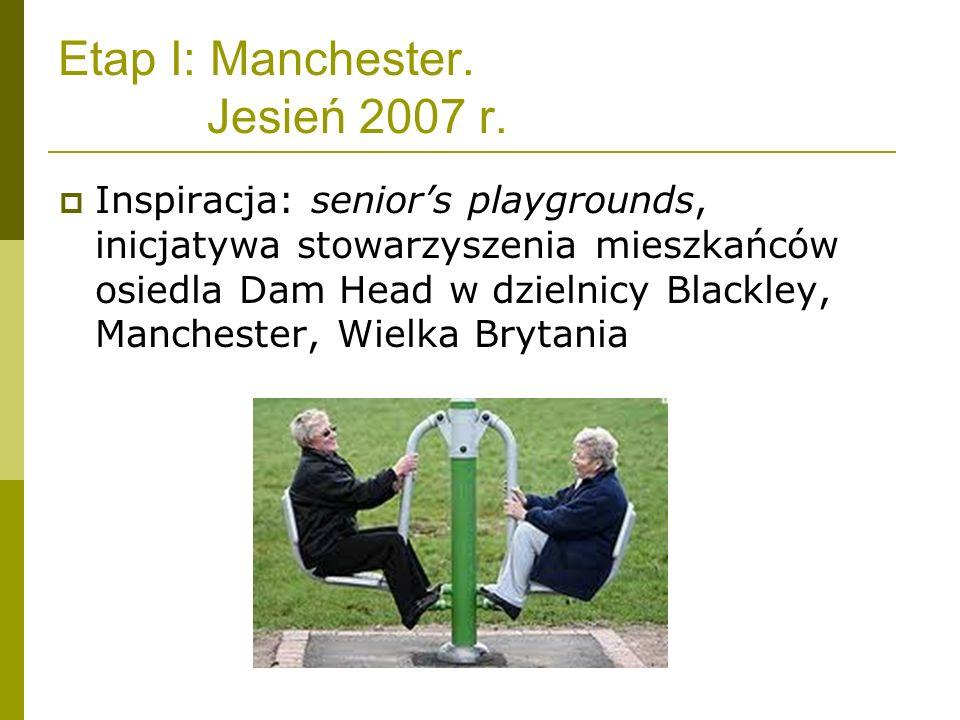 Etap I: Manchester. Jesień 2007 r.