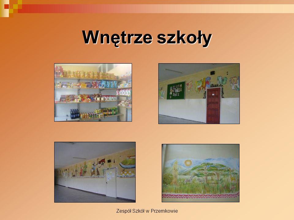 Zespół Szkół w Przemkowie