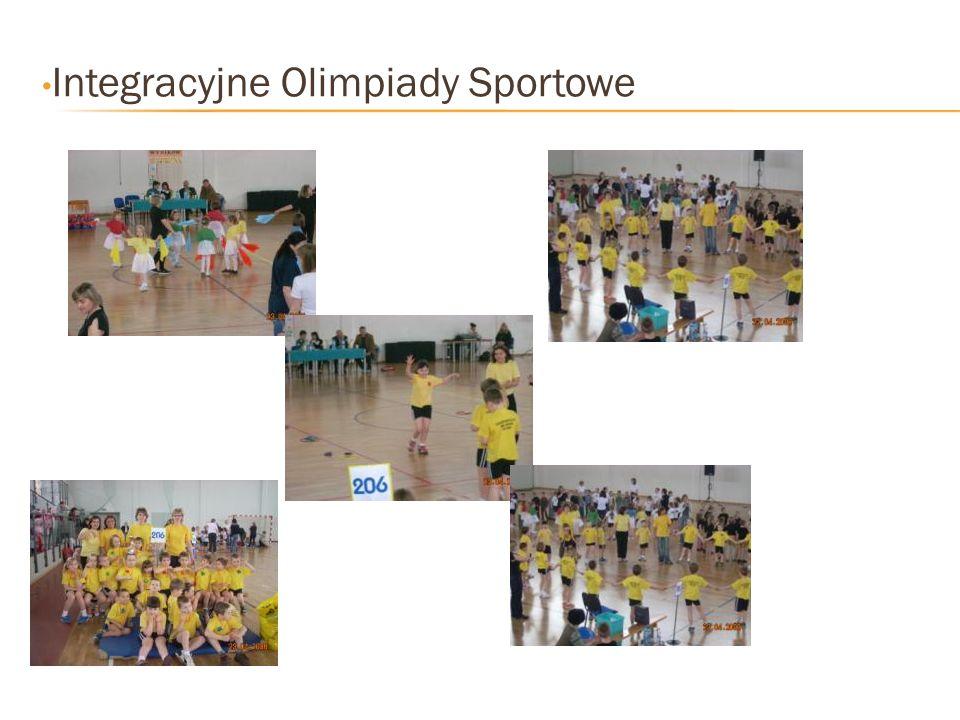 Integracyjne Olimpiady Sportowe
