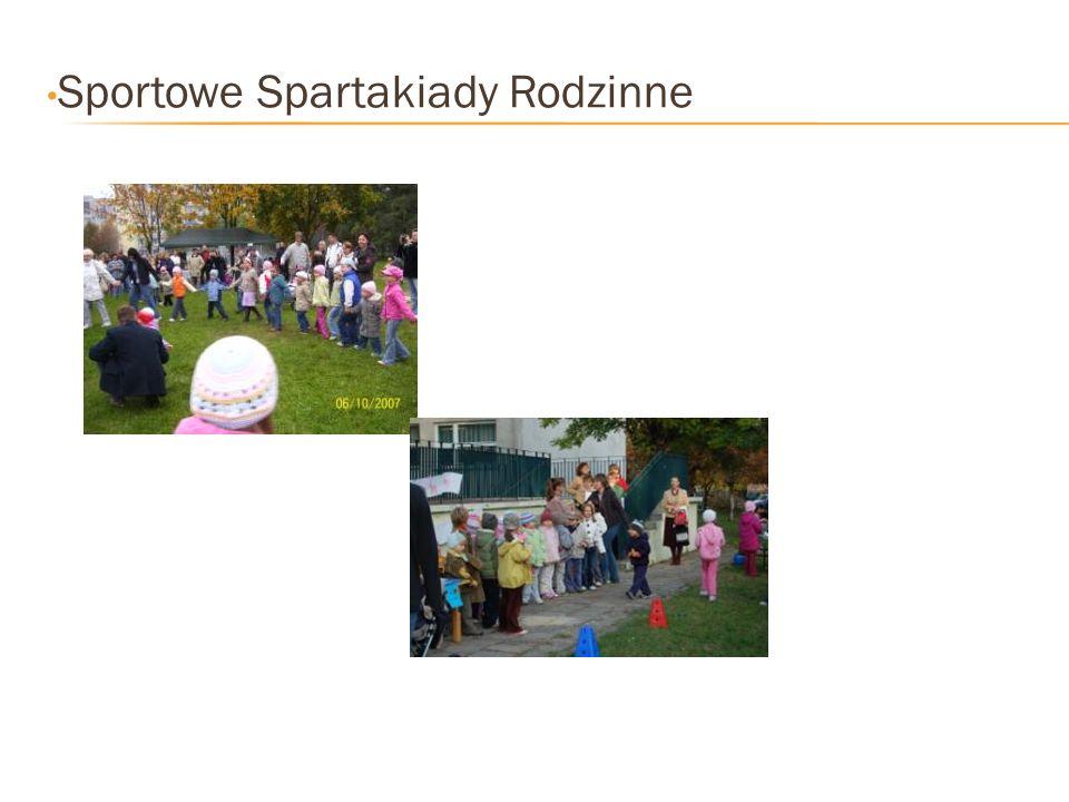 Sportowe Spartakiady Rodzinne