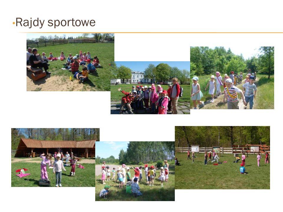 Rajdy sportowe